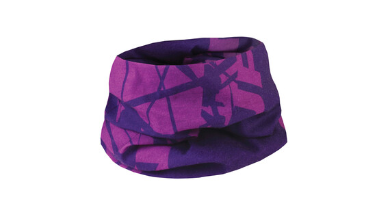 Endura MTB Multitube purple print